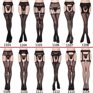 men's and womens ClothingCrotch Open NEW Pantyhose Stocking Sexy Women Lingerie Underwear Womens Crotchless Tights Fishnet Stockings XHONIJ