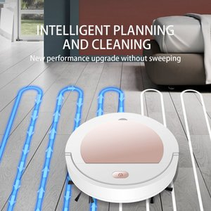 Smart Vacuum Cleaner Mopping Machine Portable Sweeping Robot Lazy Home Sweeping Robot Floor Cleaning ToolsRabin