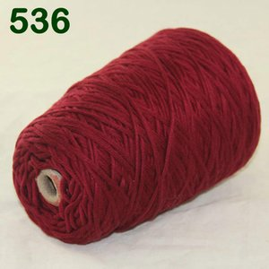 Multi color 1X400g soft sell high quality 100% cotton yarn hand knitting Catania Scarves Shawls Crocheting Ruby Red 422-536