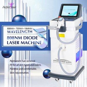 2021 большая мощность постоянные лазерные волосы удаление волос сопрано льда 808 нм диод лазеры головы высокого качества