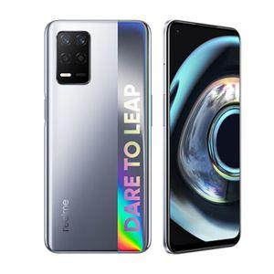 Original Realme Q3 5G Mobile Phone 6GB RAM 128GB ROM Snapdragon 750G Octa Core Android 6.5 inches 48.0MP AI 5000mAh Face ID Fingerprint Smart Cellphone