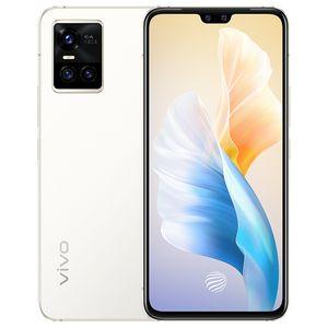 Original Vivo S10 5G Mobile Phone 8GB RAM 128GB 256GB ROM MTK 1100 Octa Core 64.0MP AR OTG 4050mAh Android 6.44