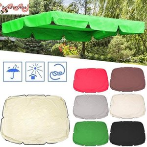 Shade Garden Swing Chair Canopy Cover Sail Waterproof UV Resistant Outdoor Courtyard Hammock Tent Top Sun Shelter