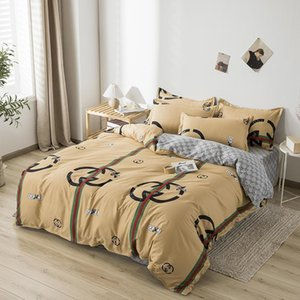 Bedding Sets 55Banxiao Home Brief Linens Flat Sheet Queen Size Bed Cloth For Luxury King Set