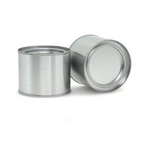 250 мл алюминиевый чай может банка банка CONT COMESTOR COMESTOR CORESTORS PORTABLE Уплотнительные металлические банки Tinplate свеча контейнера