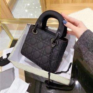 Designer Large Tote Bag Women Luxury HandbagLeather Messenger Saddle High Quality Fabric