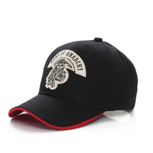 미국 고전적인 패션 야구 모자 개성 아이콘 모자