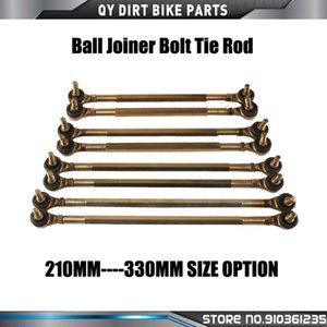 Handlebars M10 Ball Joiner Bolt Tie Rod 210 220 230 240 250 260 270 280 290 300 310mm 50cc 70cc 110cc Quad Dirt Bike ATV Go Kart Dune Buggy