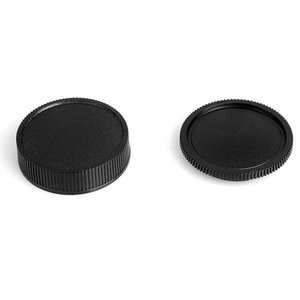 Lens Caps 10-50Pairs Camera Body Cap + Rear For Leica R LR