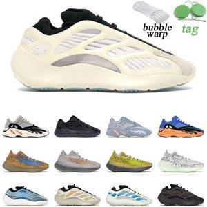700 Erkek Kadın Koşu Ayakkabıları Azael Ataltia Mıknatıs Statik Yardımcı Programı Siyah Vanta Erkek Eğitmenler Spor Sneakers