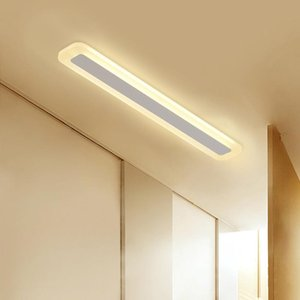 Ceiling Lights Dome Light Cloakroom Rectangle Contemporary And Contracted Balcony Office Corridor Porch Lamps Lanterns