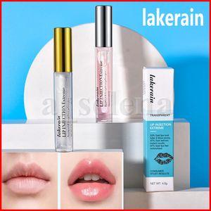Lakerain Lip gloss Essence Abundant Liquid Sexy Lips Care Repair Plumper Extreme Volume Oil Moisturizing Silky Plumping lipgloss lipstick primer