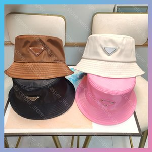 Luxurys Designers Peaked Caps Hats 2021 Brands Cap Brands Womens Bucket Hat 57cm Wide Broad Hat Bonnet Hoboo Fitted Free Size