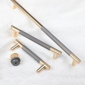 Handles & Pulls Modern Cabinet Furniture Hardware Kitchen Door Knob Handle Wardrobe Drawer