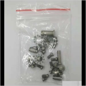 Tool Parts Tools Home Garden Drop Delivery 2021 Aluminum Spacers Extra Part Kit For Maxace Banshee T200522 Xdnsh