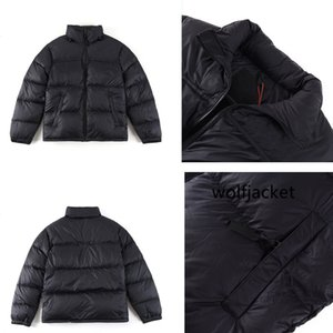 Winter fashion top down coat outdoor lightweight warm casual classic parker jacket for couples style