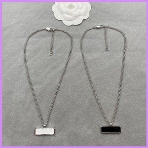 Women Mens Necklace Designer Neck Lace Luxury Designer Jewelry Pendant Street Fashion Halskette With Box Summer D217222F