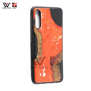 Scratch Resistant Phone Cases For iPhone 6 7 8 Plus X XR XS Max 2021 Fashion Luxury Flame Red TPU Anti-drop Back Cover Shell