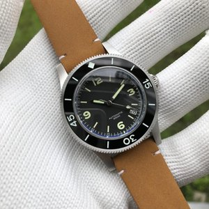 Steeldive SD1952 No Logo With Date Stainless Steel Case 30ATM Dive Mens WristWatch Automatic Wristwatches