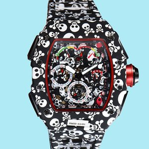 Дизайнерские часы бренда часы роскошные часы Ury кварцевые мужские автоматические AAA вентиляционные запястье водяной водостойкий Relogio Masculino