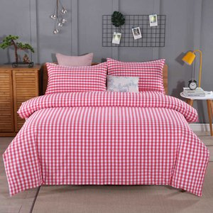 Old woolen cotton sheet 4-piece set of 3-piece single   double student quilt cover pillow case