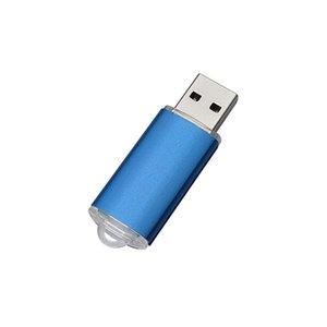 Straight Bar USB3.0 Flash Drives with Transparent Hat, Memory Stick 5PCS LOT 8GB 16GB 4GB 32GB, HOPINS Thumb Drive for Computer Macbook Laptop