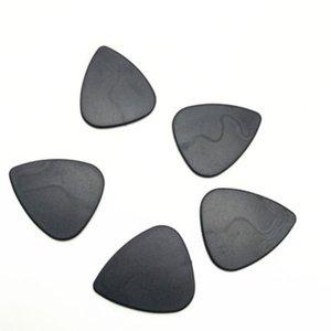Sigara Aksesuarları Üçgen Siyah Plastik Polen Kıyasakları Için Herb Öğütücü Kürek Tabacco Gitar Pick GWD6202