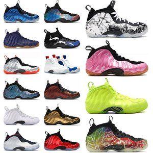 Top Quality Basketball shoes for Men Women Penny Hardaway Black Aurora Beijing Pro Volt Vandalized Paranorman PINK OG Royal Sports Fashion Sneakers Trainers