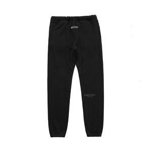 Цвет 2020 Новая осень зима США Страх перед Богом Основы 3M Светоотражающие брюки случайные противотуманные спорты Мужчины женщины Jogger штаны WDUJ