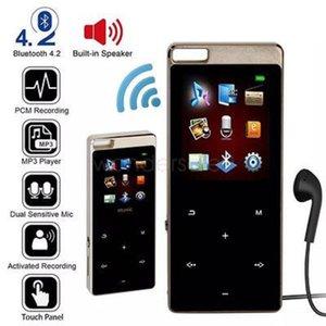 "MP3 MP4 Player 1.8 ""LCD فيديو راديو FM دعم 8GB 16GB Bluetooth Micro SD TF بطاقة"