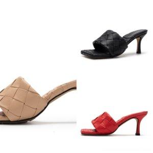 Jaivb Rihanna Fenty Slaytları Ile Scuffs Kutuları Pembe Ayakkabı Leadcat Kadınlar Siyah Yüksek Kalite Beyaz Gri Terlik Bayan Terlik Kapalı Sandalet