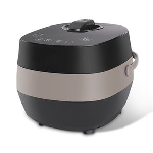 Smart Digital Electric Pressure Cooker 6L Removal Sugar Preset 8 Cooking Programme Soup Congee Stew with 24 Hour Delay Timer Auto Keep Warm Function