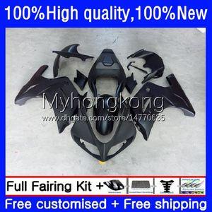 Body Kit For SUZUKI SV1000S SV650S SV1000 SV650 SV-1000 SV-650 Flat black 33No.91 SV 650S 1000S 2003 2004 2005 2006 2007 2008 2013 SV 650 1000 S 03 09 10 11 12 13 Fairing