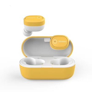 Toque privado TWS - Auriculares M12 Bluetooth inalámbrico 5. 0 en el oído mini auricular