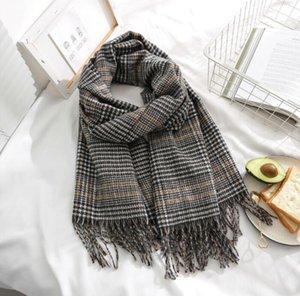 2021 bufandas mágicas de otoño e invierno de lana de invierno MEDIO MEDIO LSKDH BSHYDT MXOWID CALIENTE CALIENTE CALIENTE COMO KSJDIW LATTICE SPOT Wholesale