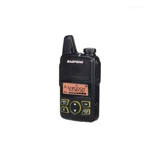 BF-T1 Baofeng Mini-One FM Mobile Radio Transceiver с мини двусторонним Walkie Talkie UHF11