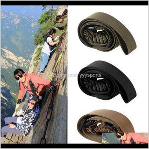 Support Multifunction Nylon Outdoor Adjustable Sport Waist Belt Tactical Single Point Bungee Rifle Gun Airsoft Sling Strap Lumbar Jx6D5