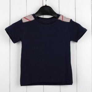 2021 New casual Kids Clothes Shirts fashion cotton children's T-shirt baby clothes girls and boys T-shirt clothes high quality top
