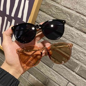 Sonnenbrille-Sonnenbrille, großer Rahmen, Sterngläser, runder Gesicht, dünnes Feuchtigkeit und Tiktok.