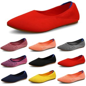 hotsale designer women casual shoes white loafers flat slip on Breathable comfortable mens trainers sneakers size 35-42