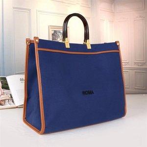 Top Quality Large Capacity Shopping Bag Women Handbag Purses Designer Shoulder Bags Casual Tote Lady Fashion Handbag