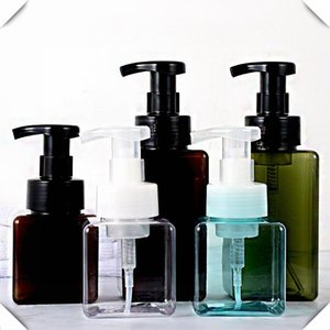 Design Soap Dispenser Bottles Bathroom Shampoo Cosmetic Cream Lotion Containers Press Empty Accessories Liquid