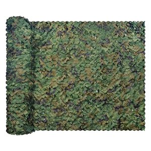 Shade Camouflage Net, Bulk Roll Sunshade Mesh Nets For Field Theme Party Decorations 1.5X6M