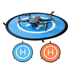 50 cm Fast-Fold-Landing-Pad Spark Helipad RC-Drohnen-Instrumenten-Teile unbemanntes Luftfahrzeug-Zubehör für DJI Phantom-Mavic-Funken