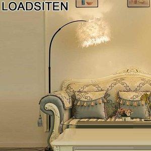 Floor Lamps Lampada Da Terra Lambader Pie Para Sala Lampara De Salon Tripot Staande Lamp For Living Room Stehlampe Lampadaire Light