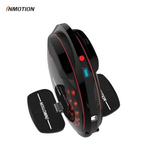 INMOTION V8F Electric Monowheel Onewheel Selfbalancing Scooter EUC Off-road APP With Decorative Lamps