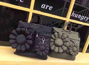 toeMurakami Takashi kaikaikaikaikiki doll flower designer suitcase Bags, Luggages unisex Backpacks Shoulderhigh quality ladies l waterproof
