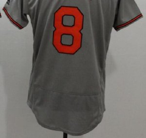 Professional Custom Jerseys 8 10 13 19 Embroidered All Colors Mens American Baseball Jersey A15