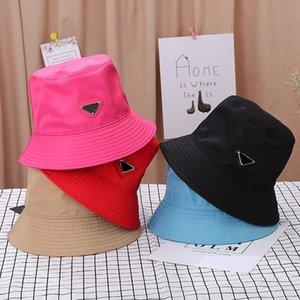 Bayan Kova Şapka Tasarımcısı Kap Balıkçı Şapka Erkek Kovalar Caps Moda Stingy Brim Casquette Rahat Gömme Sunhat Nefes Sunshade Luxurys Tasarım Chapeaux