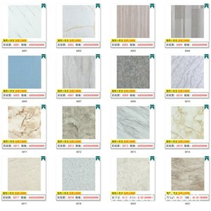 Self Tile Sticker Waterproof and Wear Resistant Pvc Leather Household Thickened Floor Adhesive